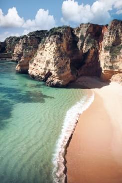 Turquoise Crescent, Portugal
