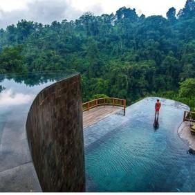 Hanging Gardens Ubud, Bali, Indonesia