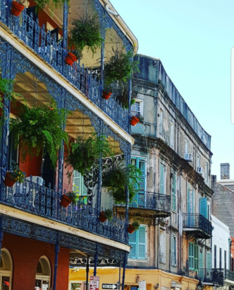 French Quarter, New Orleans, Louisiana