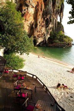 Railay, Krabi, Thailand