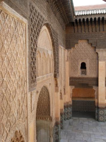 Médersa Ben Youssef, Marrakesh, Morocco